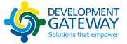 Development Gateway Logo And Tagline